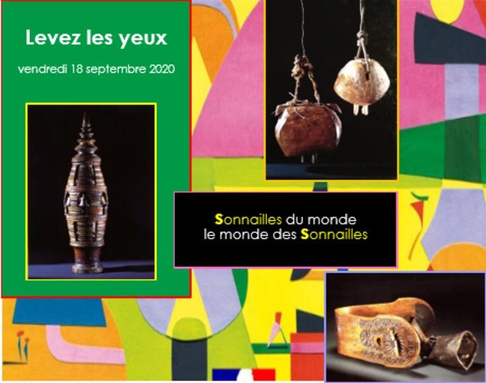 Journées du patrimoine 2020 - Sonnailles du monde, le monde des sonnailles
