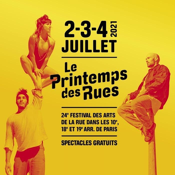 Le plus ancien festival d'art de rue de Paris revient pour sa 24ème édition les 2, 3 et 4 juillet 2021 avec plus de vingt animations et spectacles gratuits.
