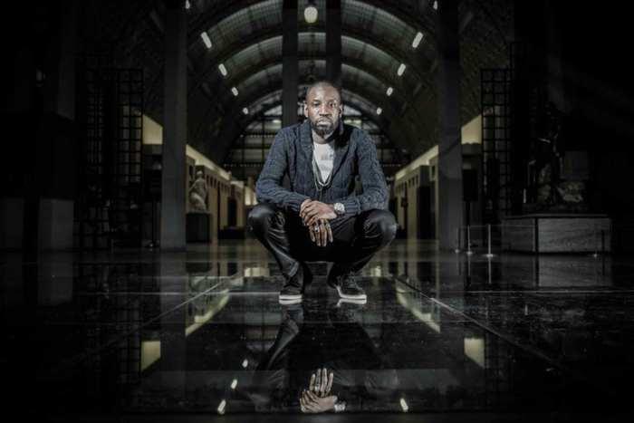 Abd Al Malik «Le Jeune Noir à l'Épée»