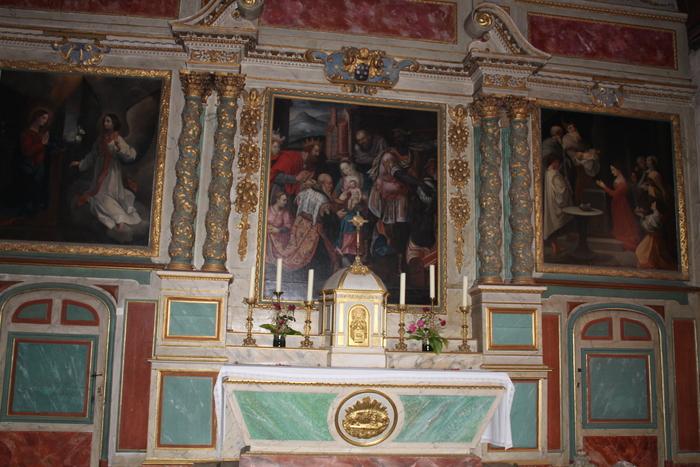 Journées du patrimoine 2019 - Visite guidée de l'église Saint-Aubin de Tourouvre