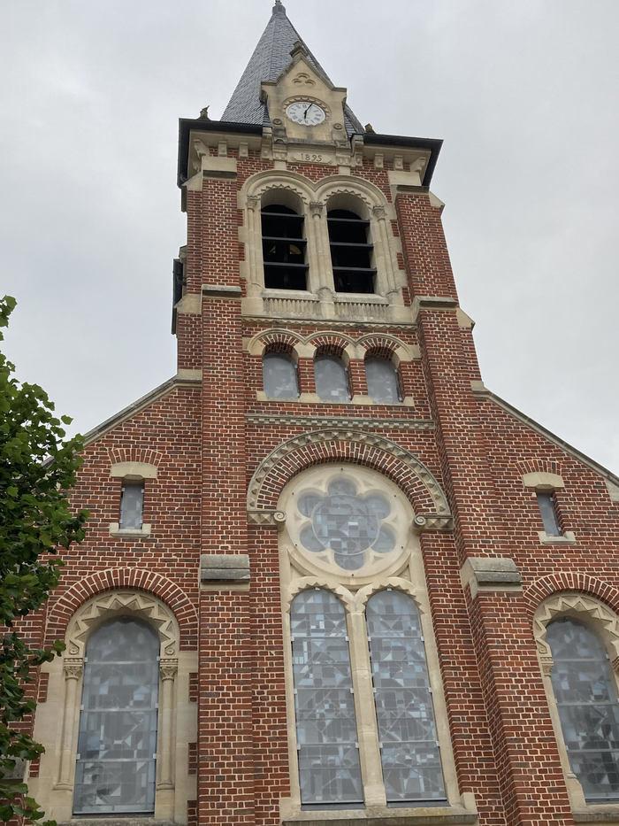 Journées du patrimoine 2020 - Visite libre de l'Eglise de Saint-Fuscien