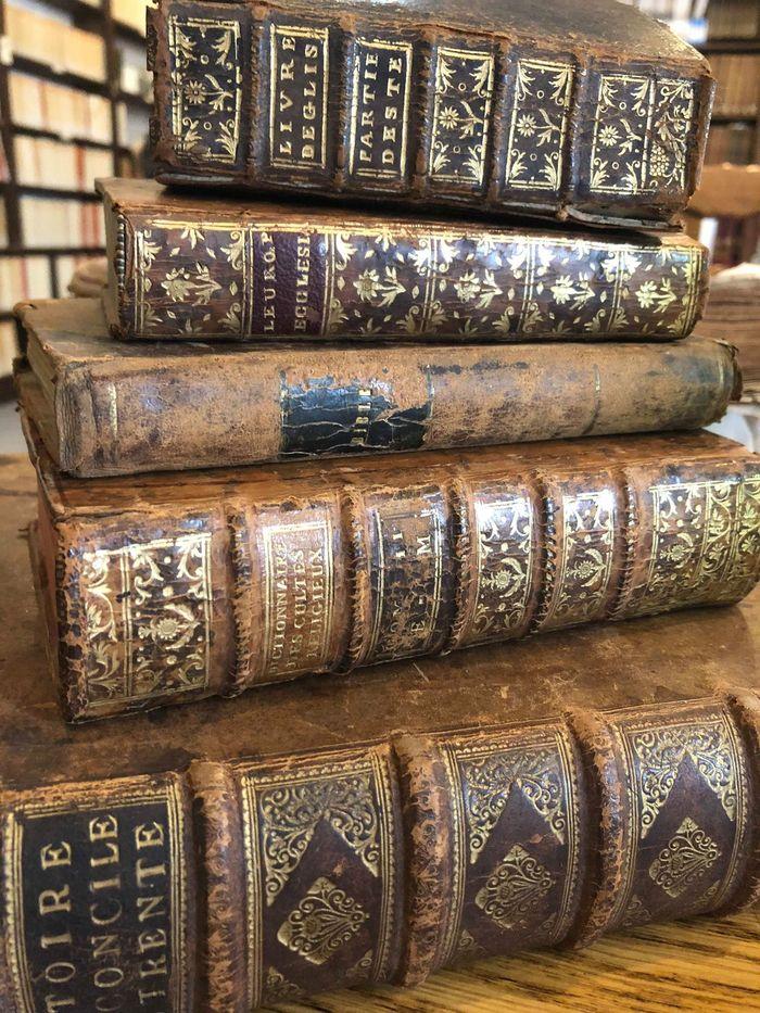 Journées du patrimoine 2019 - Exposition et présentation de livres anciens