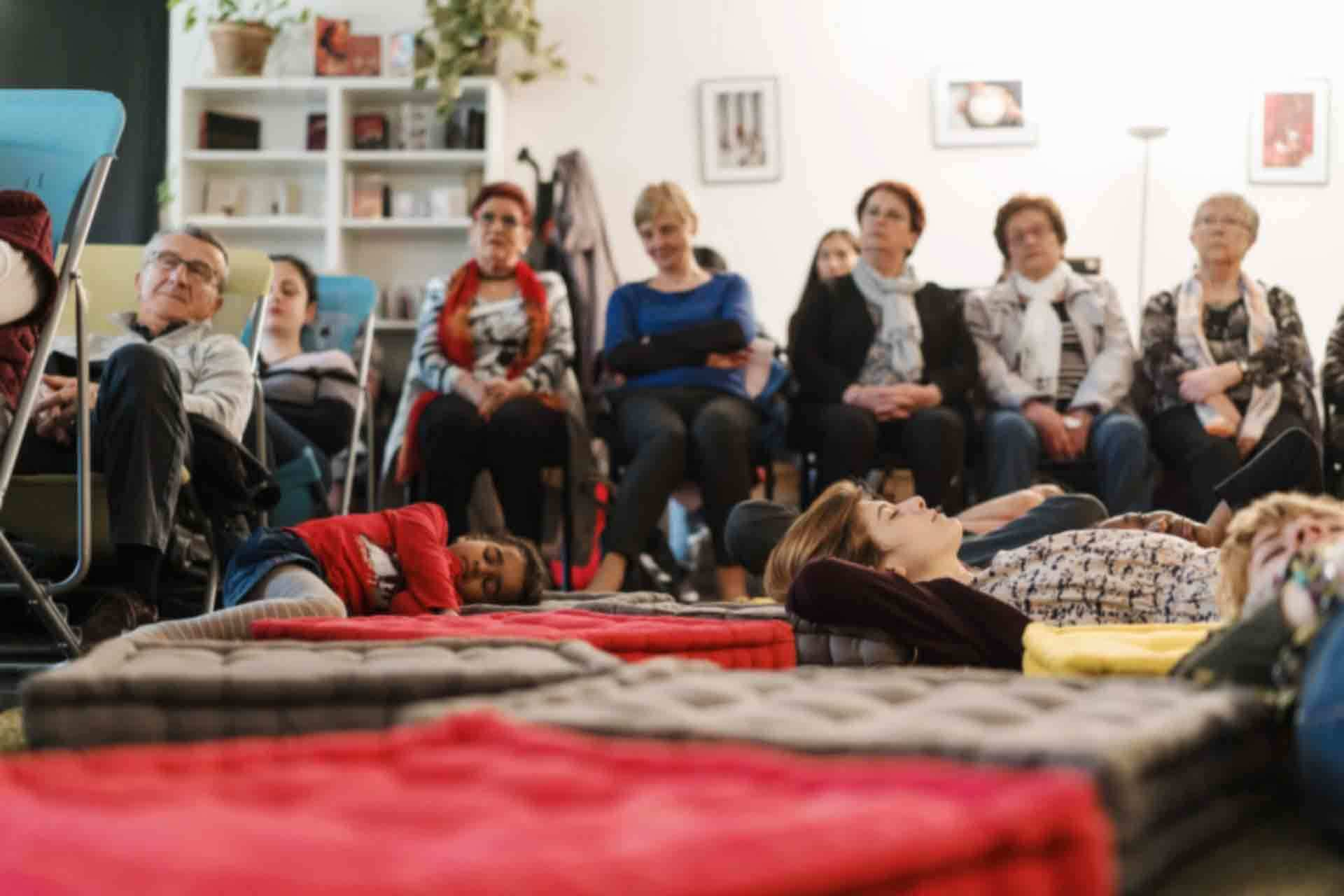 Sieste musicale « Voix rugueuses »