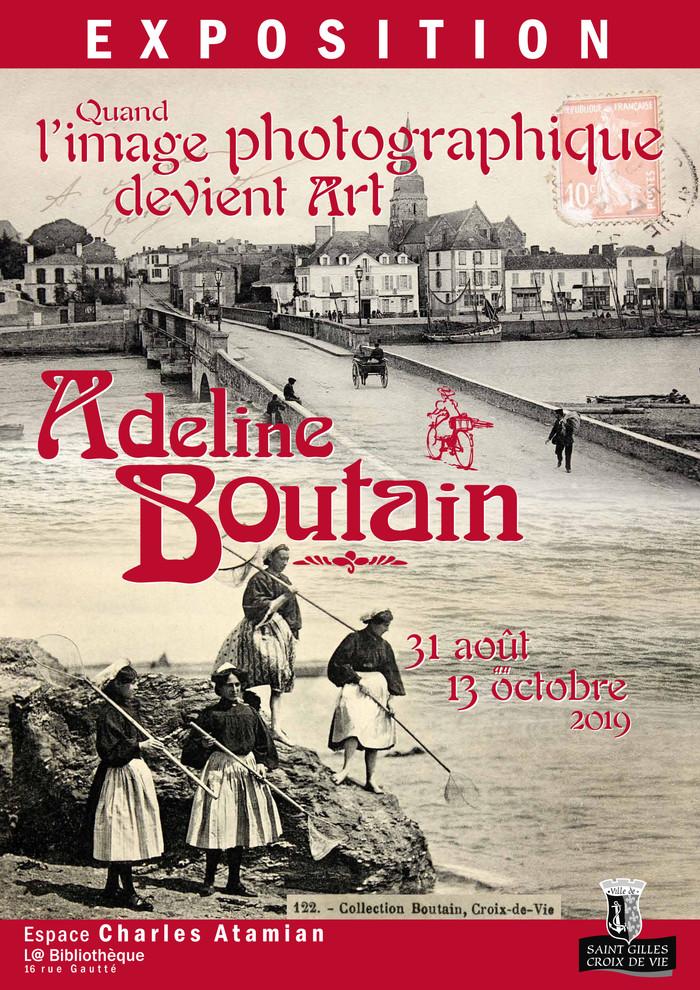 Journées du patrimoine 2019 - Adeline Boutain, quand l'image photographique devient Art
