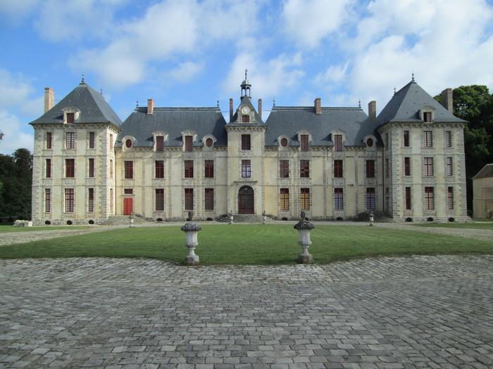 Journées du patrimoine 2020 - Visite libre du château de Mesnil-Voysin à Bouray-sur-Juine