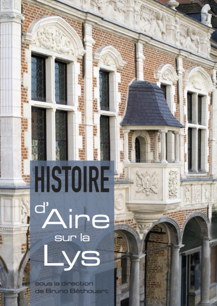 """Präsentation des Buches """"Geschichte von Aire-Sur-La-Lys"""""""