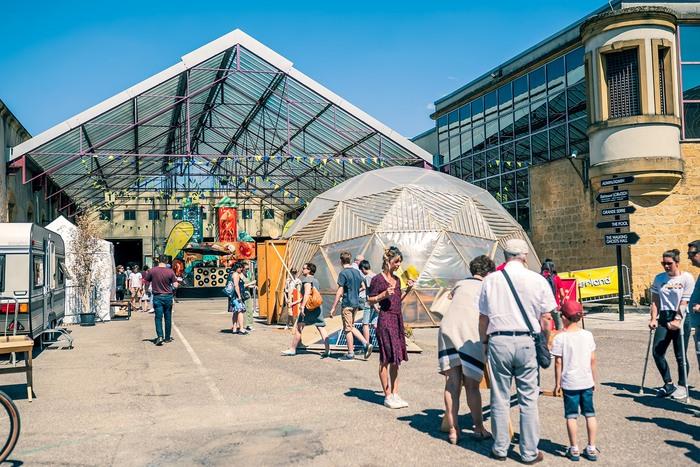 Journées du patrimoine 2020 - Le gigatour - une visite guidée gratuite de BLIIIDA