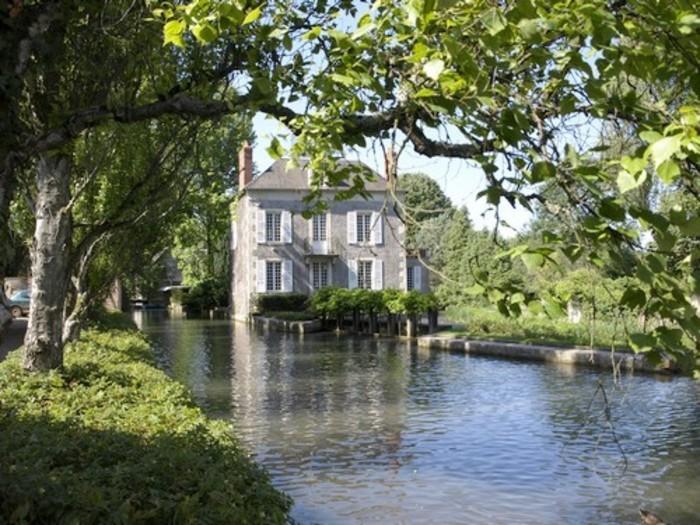 Journées du patrimoine 2020 - Huilerie du Moulin de l'Ile