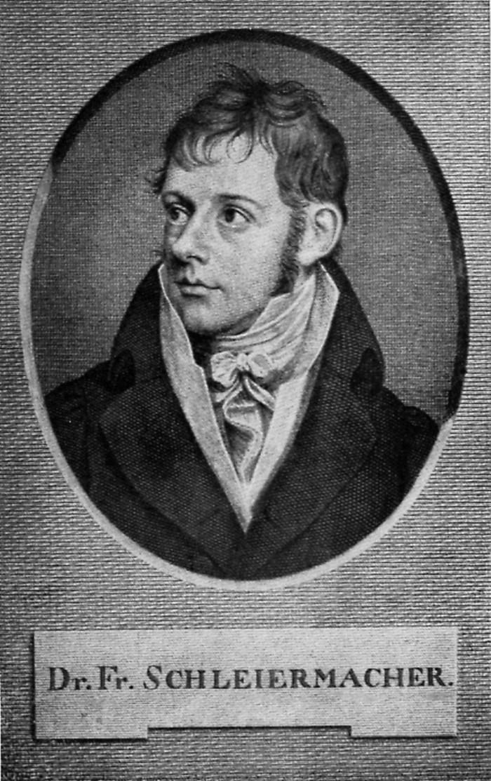 Conférence : Friedrich Schleiermacher (1768-1834) : Aimer Comprendre
