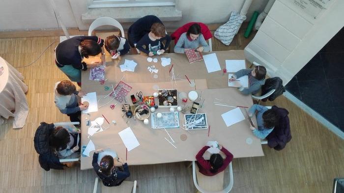 Journées du patrimoine 2020 - Atelier pour enfants