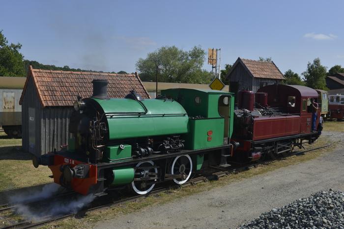 Journées du patrimoine 2020 - Visite de trains historiques