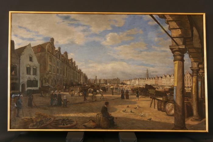 Journées du patrimoine 2020 - Arras et l'Artois, médiation en salle