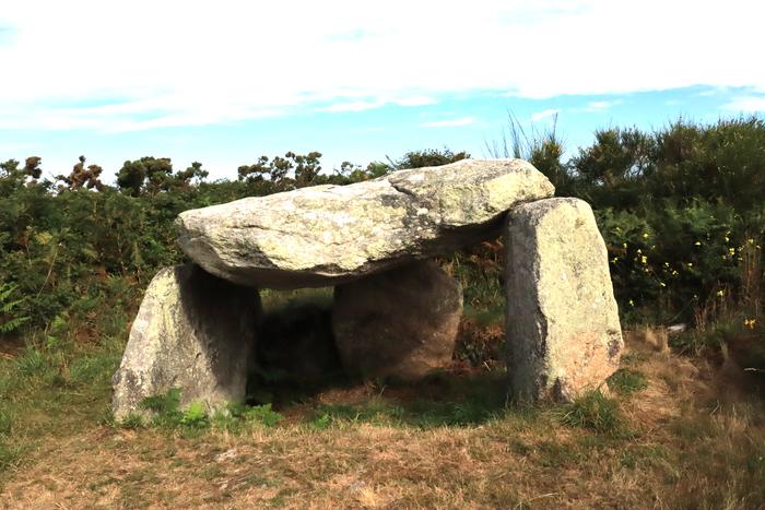 Journées du patrimoine 2020 - Visite du dolmen d'Ar Roc'h