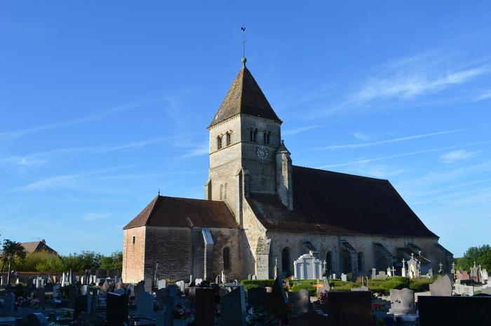 Journées du patrimoine 2019 - Visite de l'Église Saint-Martin de Renève