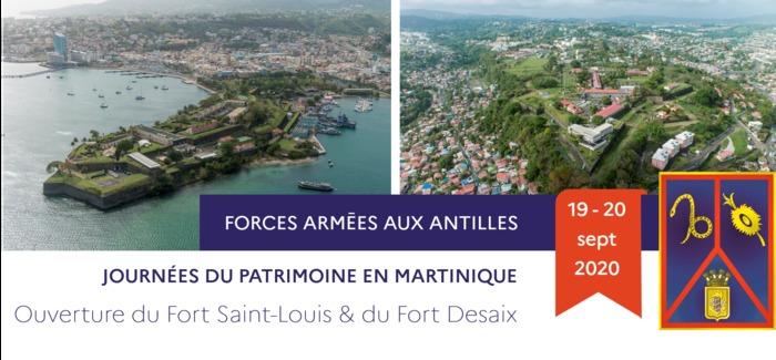 Journées du patrimoine 2020 - FdF / Visite guidée du Fort Desaix