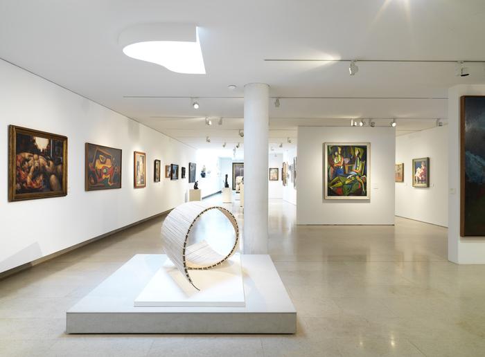 Journées du patrimoine 2020 - Découverte des collections contemporaines du Musée des Beaux-Arts de Nancy.