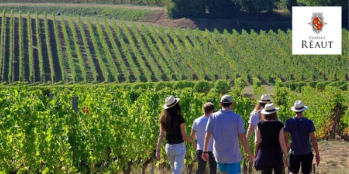 Journées du patrimoine 2019 - Découverte guidée du vignoble et de la production du Château