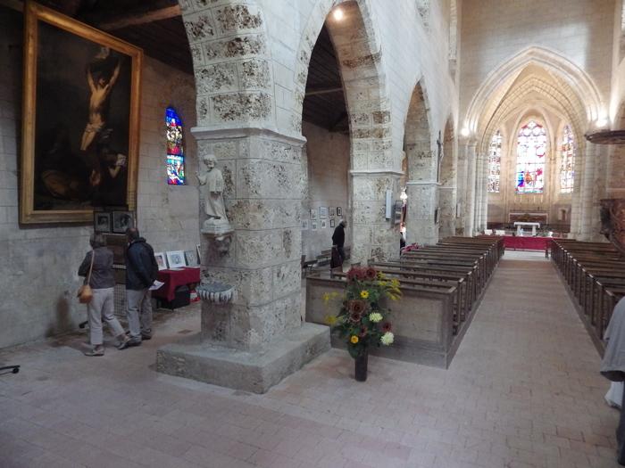 Journées du patrimoine 2019 - Visite libre de l'église Saint-Pierre-Saint-Paul