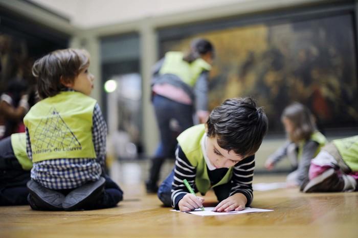 Journées du patrimoine 2020 - Les scolaires à la découverte du musée