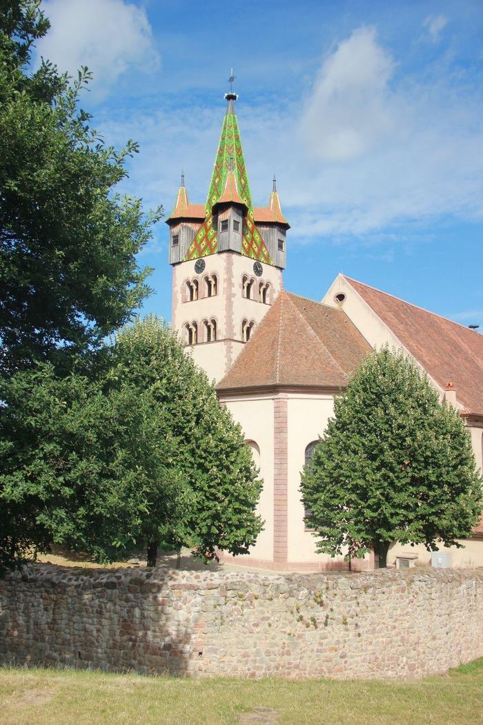 Journées du patrimoine 2019 - Ouverture de l'église Saint Georges