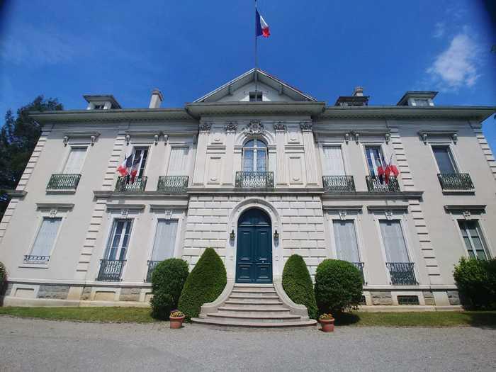 Journées du patrimoine 2020 - Visite libre - Sous-préfecture