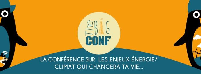 The Big Conf' : parlons climat avec énergie !