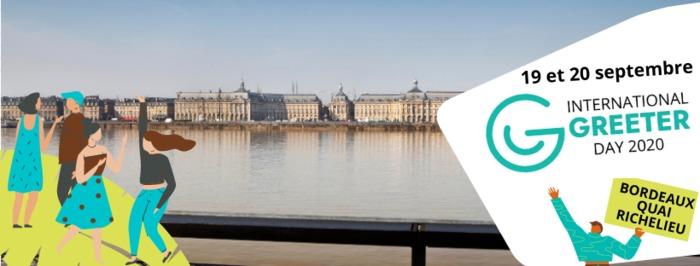 Journées du patrimoine 2020 - Annulé | Rencontre et Balade avec les Greeters bordelais
