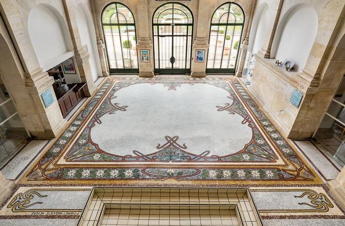Journées du patrimoine 2019 - Promenade architecturale dans le quartier thermal de Saint-Honoré-les-Bains