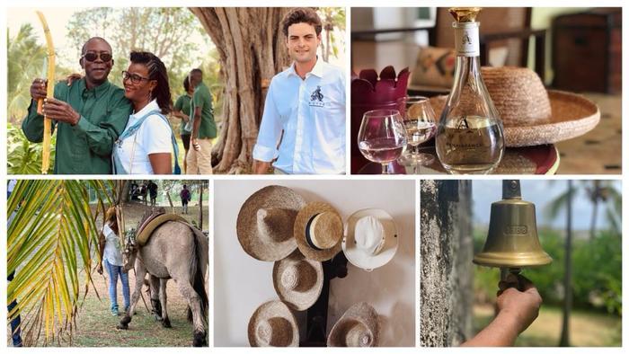 Journées du patrimoine 2020 - Le François / Visite guidée de la distillerie A 1710 et de l'Habitation du Simon