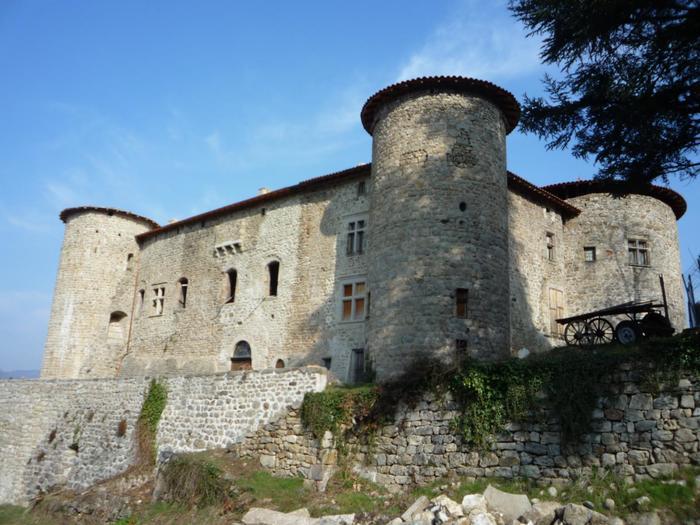 Journées du patrimoine 2019 - A la découverte du château de la Chèze