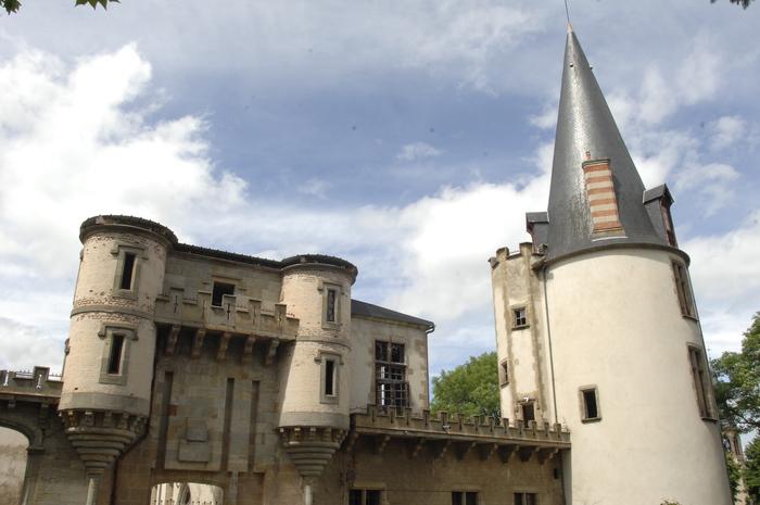 Journées du patrimoine 2019 - Visites du château, avec repas à midi, sur réservation
