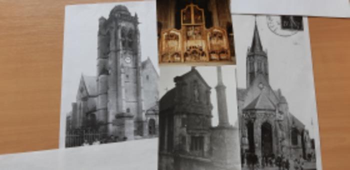 Journées du patrimoine 2020 - Visites libres ou guidées des églises et chapelle