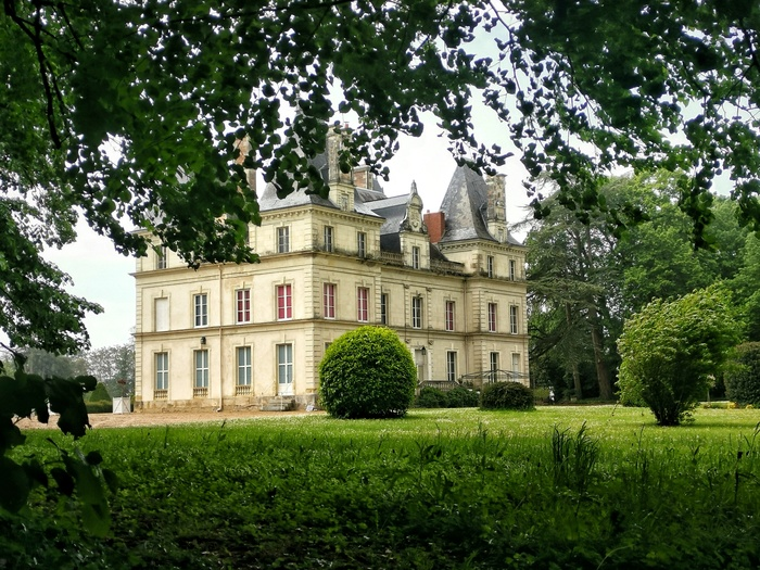 Journées du patrimoine 2020 - Visite du Château de la Galoisière