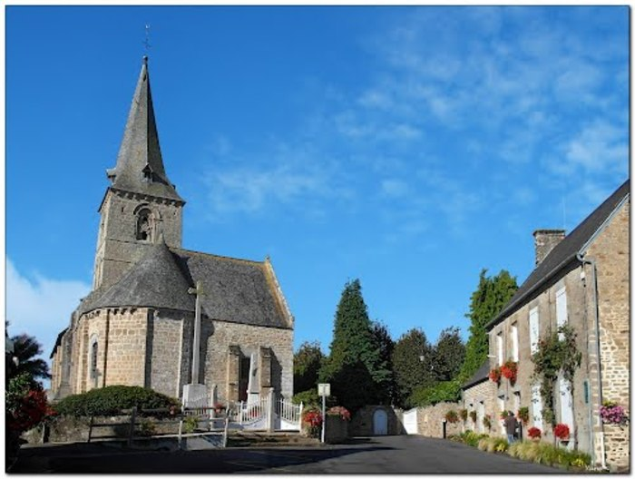 Journées du patrimoine 2019 - Visite libre de l'église de Saint Loup, lauréate de la mission Bern 2019