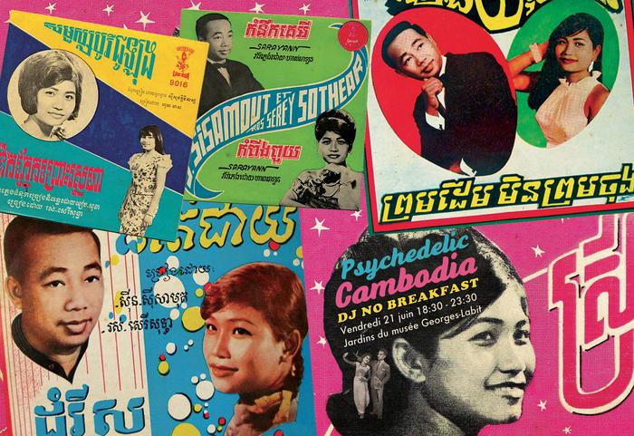 Fête de la musique 2019 - Psychedelic Cambodia