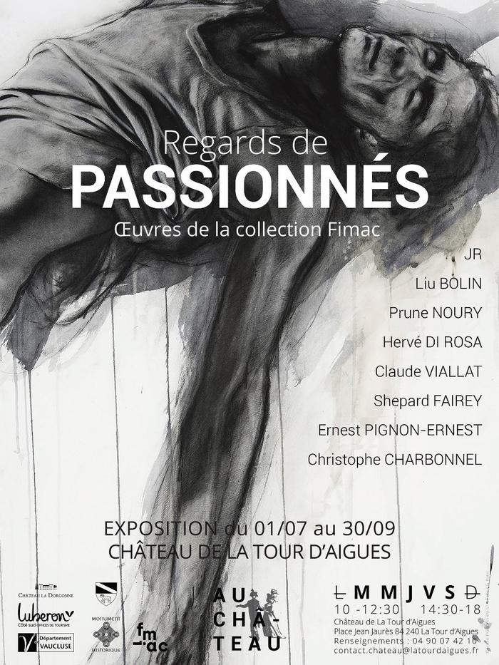 Journées du patrimoine 2020 - Regards de Passionnés - Oeuvres de la collection fimac