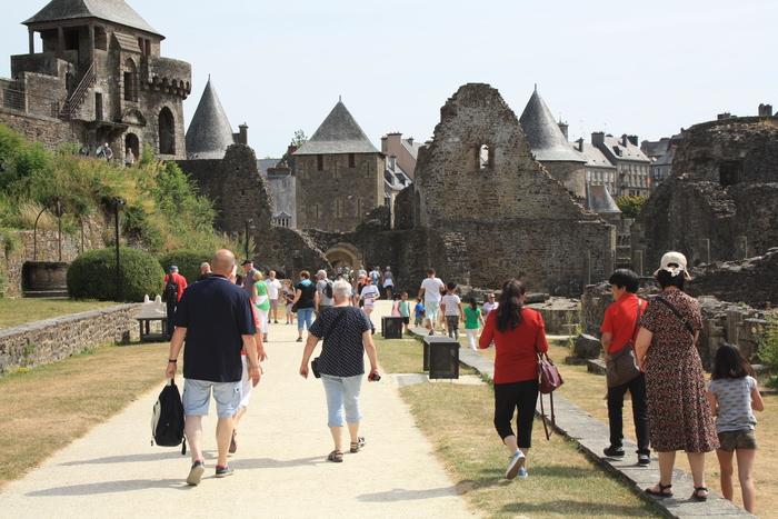 Journées du patrimoine 2020 - Visite du château de Fougères