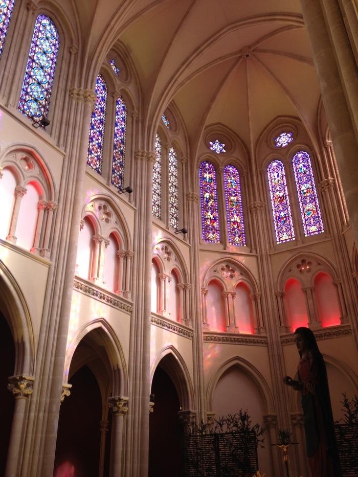 Journées du patrimoine 2020 - Visite de l'église Saint-Ignace