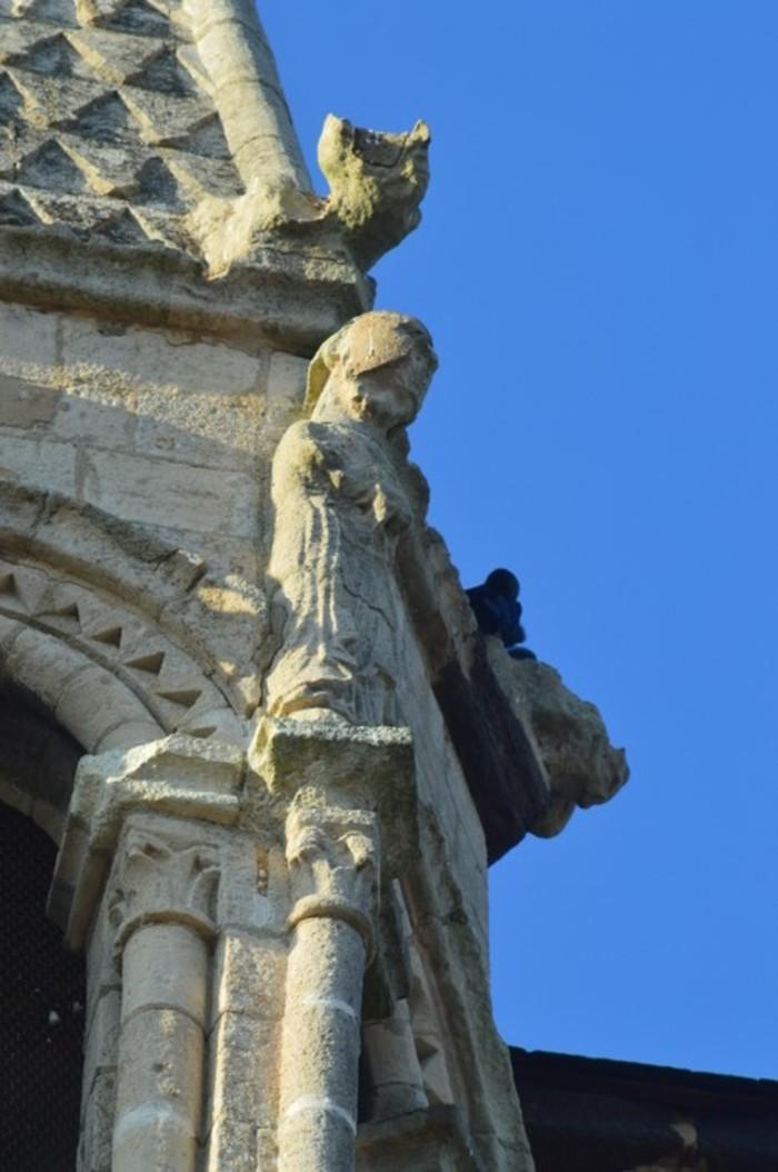 Journées du patrimoine 2020 - Visite de l'église de Fresnay sur Sarthe - Mini conférence: