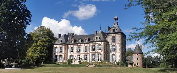 Journées du patrimoine 2019 - Visite libre du château de Livet