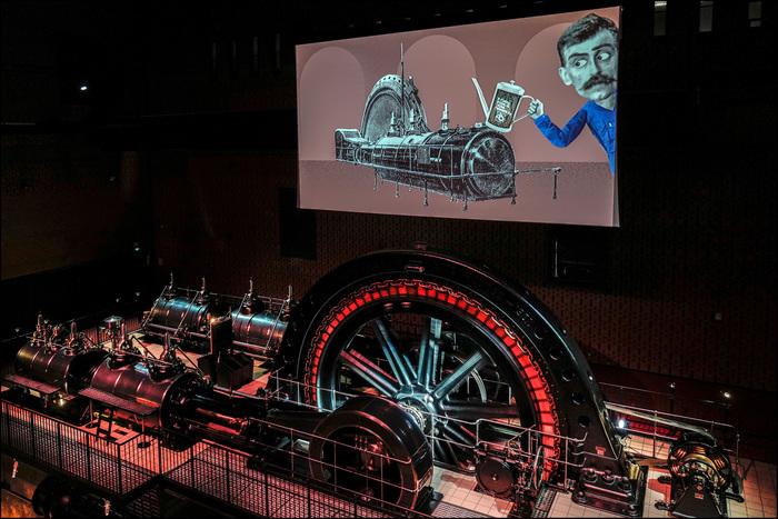 Journées du patrimoine 2020 - Visite libre du Musée Electropolis