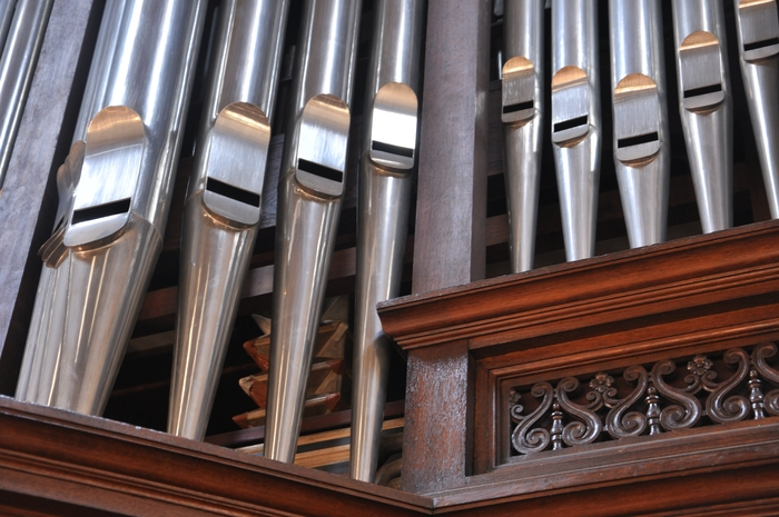 Journées du patrimoine 2020 - Visite guidée au grand orgue de l'église Saint-Godard et concert