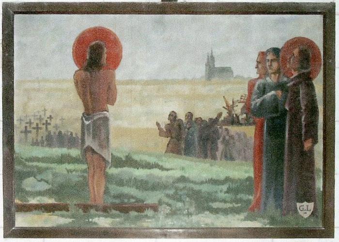 Journées du patrimoine 2019 - Balade à la découverte des tableaux du Chemin de Croix