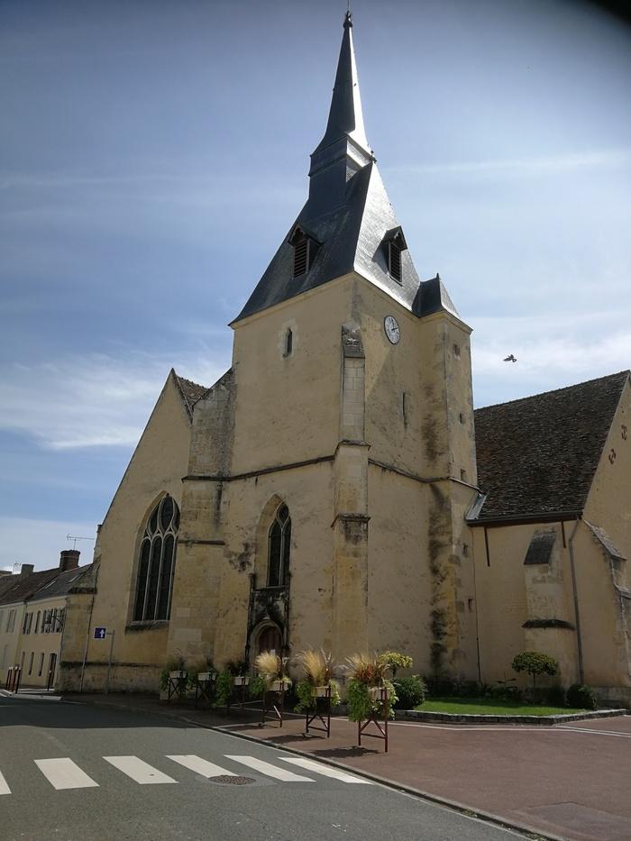 Journées du patrimoine 2019 - Découverte de l'église Saint-Cosme et Saint-Damien