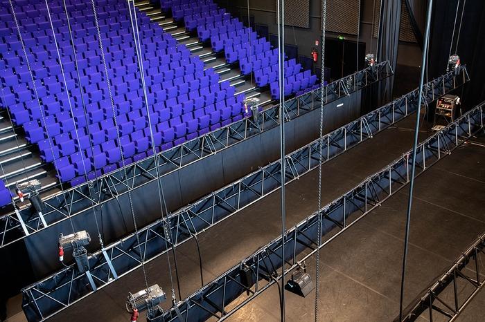 Journées du patrimoine 2020 - Visite du Théâtre Durance