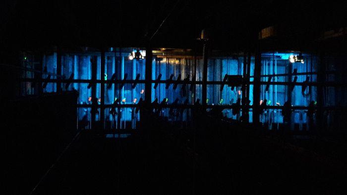 Journées du patrimoine 2020 - Salle à l'italienne et machinerie
