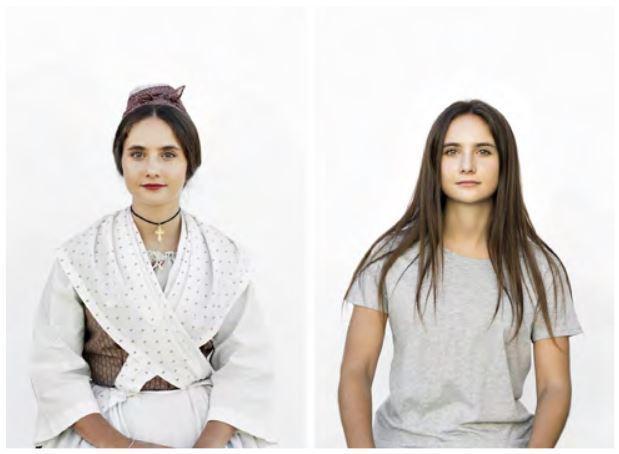 Série photographique réalisée par Cécil Ka, artiste arlésienne.