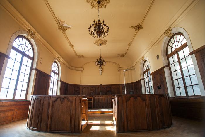 Journées du patrimoine 2019 - Centre historique de Neufchâteau - Visite de l'ancien tribunal