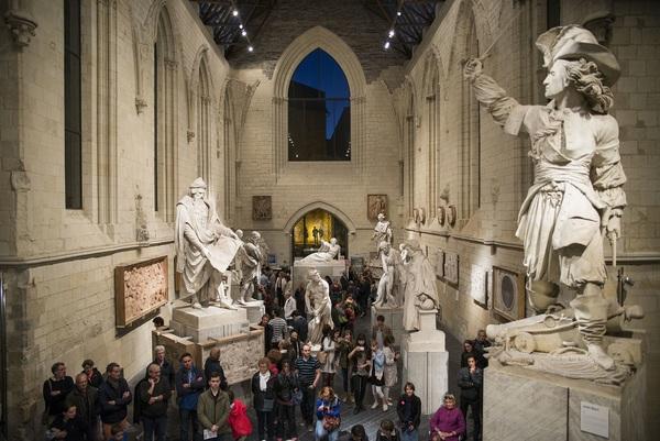 Nuit des musées 2019 -La classe l'oeuvre