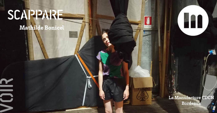 SCAPARE – Mathilde Bonicel